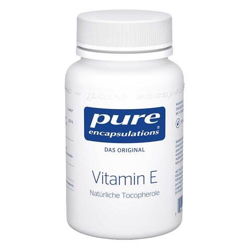 Pure Encapsulations Vitamin E Kapseln - 1