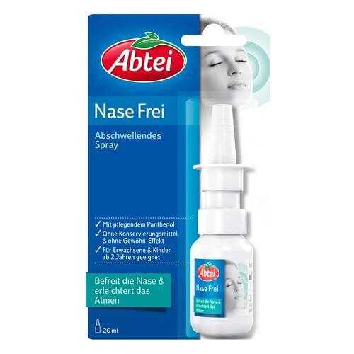 Abtei Nase Frei abschwellendes Spray - 1