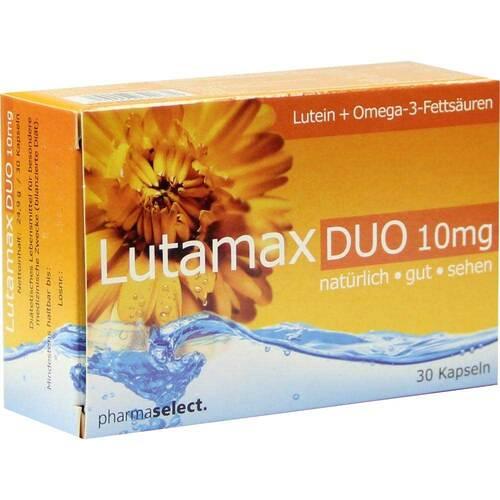 Lutamax Duo 10 mg Kapseln - 1