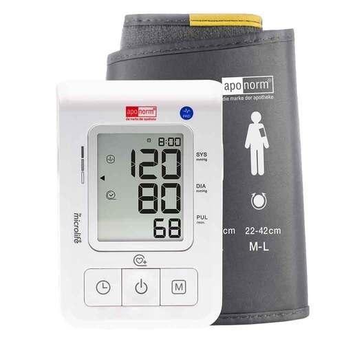 Aponorm Blutdruck Messgerät Basis Control O.Arm - 1