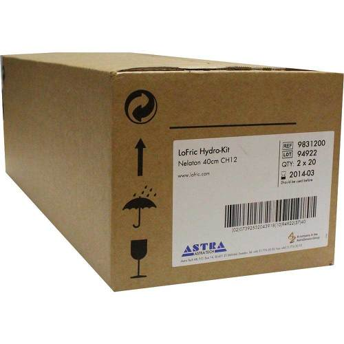 Lofric Hydro-Kit Katheter Nelaton CH 12 40 cm - 1