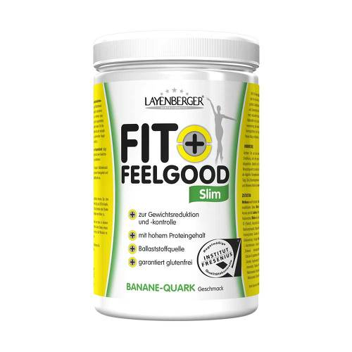 Layenberger Fit + Feelgood Slim Banane-Quark - 1