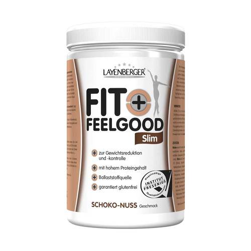 Layenberger Fit + Feelgood Slim Schoko-Nuss - 1