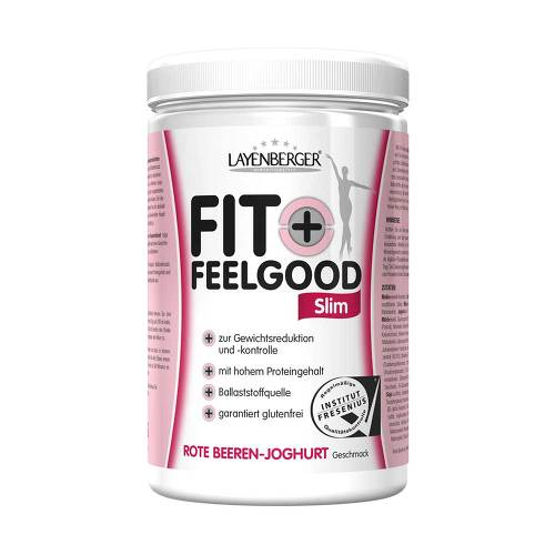 Layenberger Fit + Feelgood Slim Rote Beeren-Joghurt - 1
