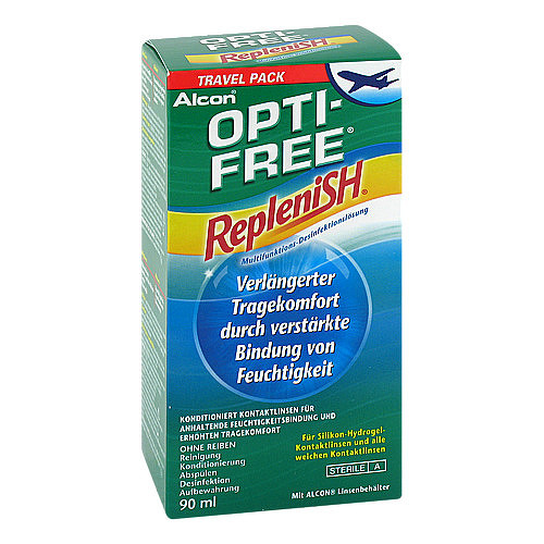 Optifree Replenish Lösung - 1