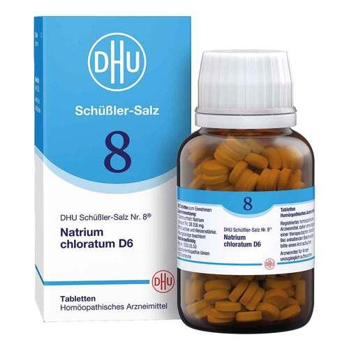 Biochemie DHU 8 Natrium chloratum D 6 Tabletten - 1