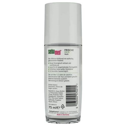 Sebamed Frische Deospray herb - 2