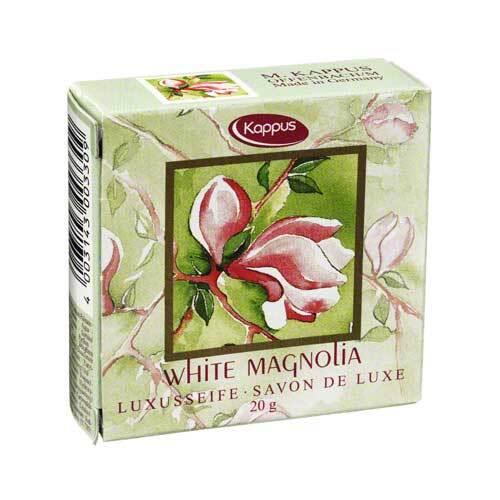Kappus White Magnolia Gästeseife  - 1