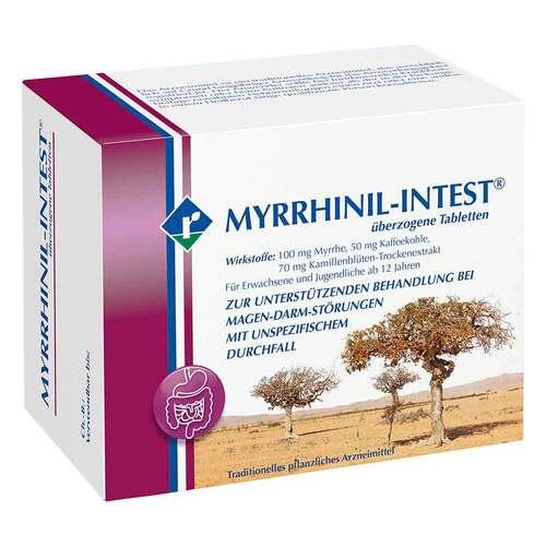 Myrrhinil Intest überzogene Tabletten - 1