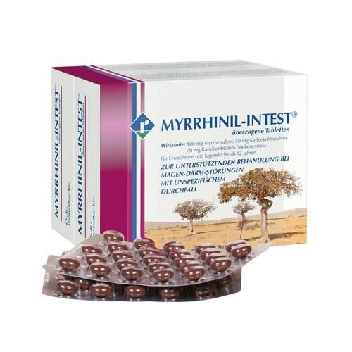 Myrrhinil Intest überzogene Tabletten - 2