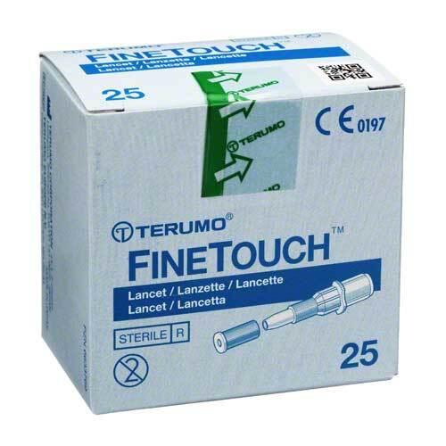 Terumo Finetouch Einmallanzetten - 1