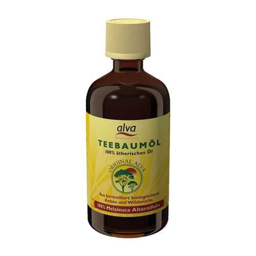 Teebaum Öl kbA 4% Cineol Alva - 1