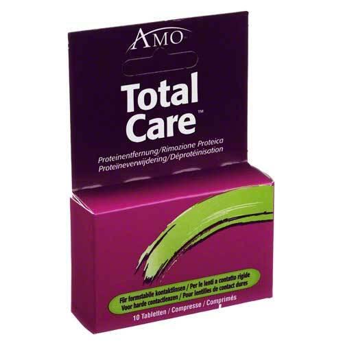Totalcare Proteinentfernungs Tabletten - 1