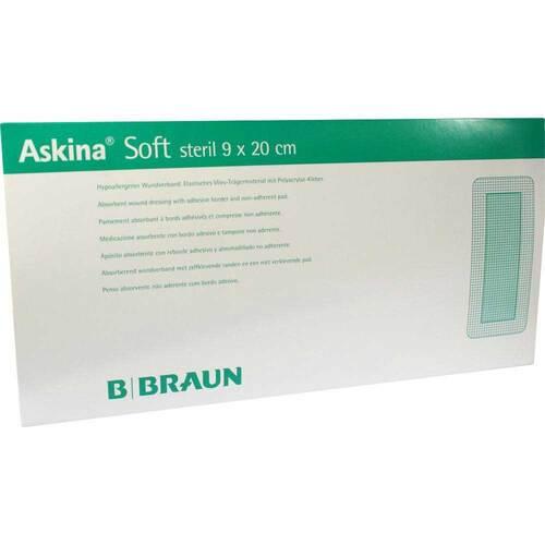 Askina Soft Wundverband 9x20 - 1
