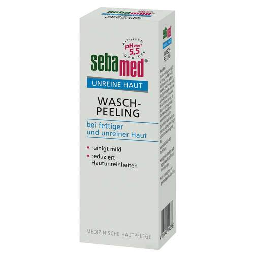 Sebamed Unreine Haut Wasch-Peeling - 2