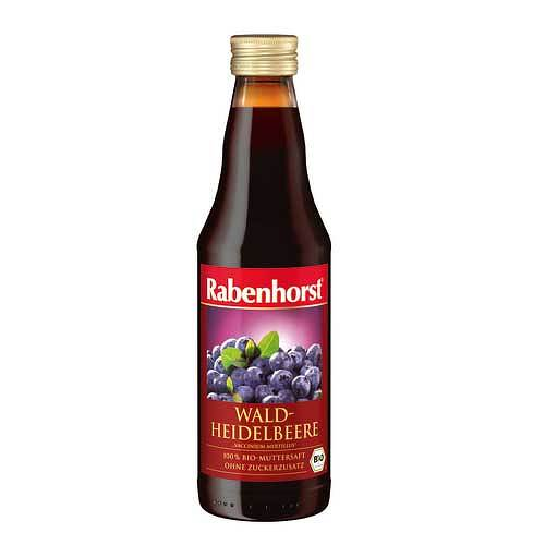 Rabenhorst Heidelbeer Bio Muttersaft - 1