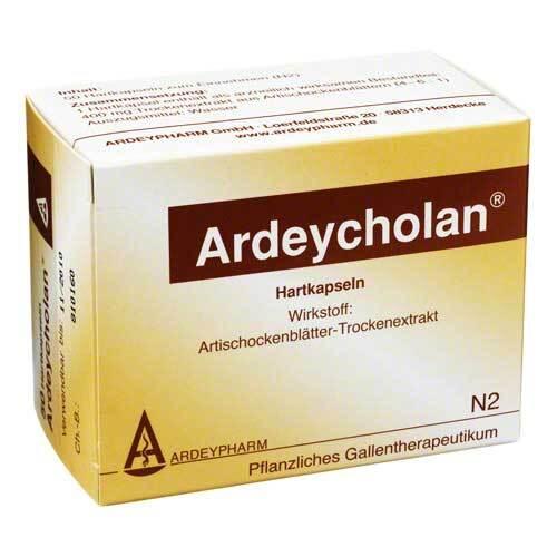 Ardeycholan Hartkapseln - 1