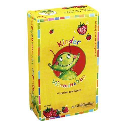 Kinder Vitaminchen Bonbons - 1