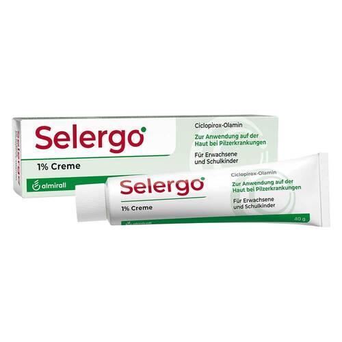 Selergo 1% Creme - 1
