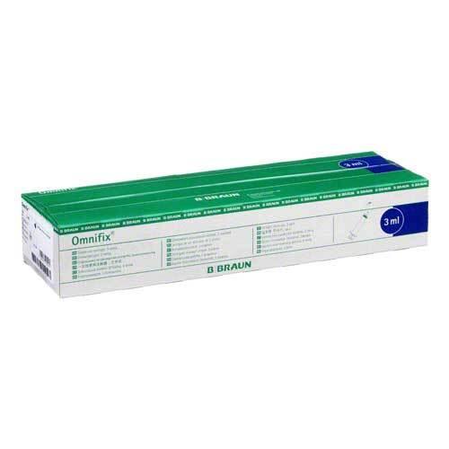 Ominifix Solo Luer Spritzen - 1