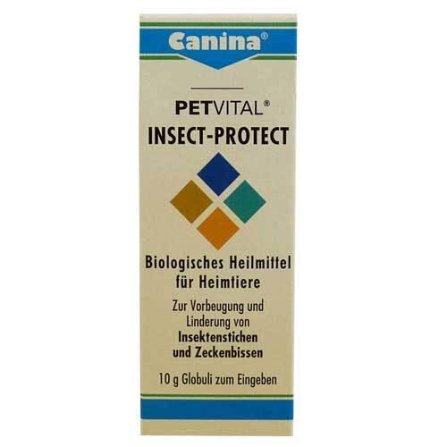 Petvital Insect Protect vet. Globuli - 1