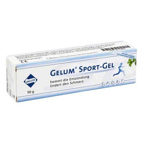 Gelum Sport Gel - 1