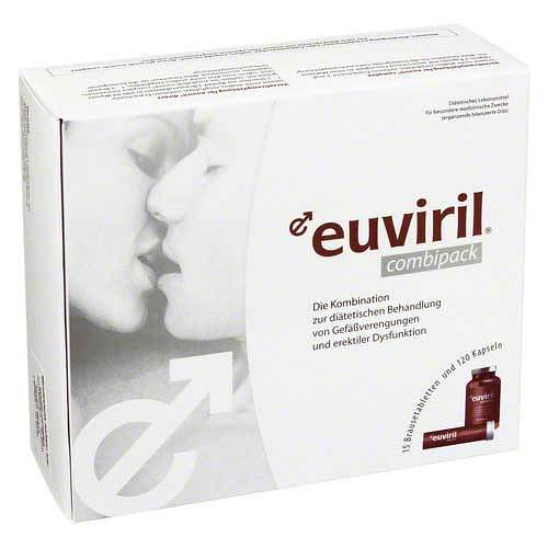 Euviril Combipack Kapseln + Brausetabletten - 1