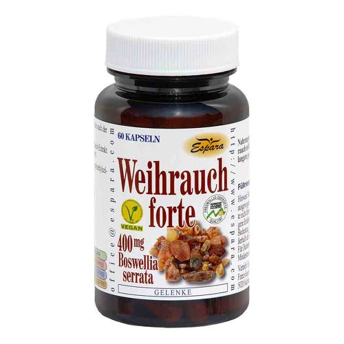 Weihrauch Forte Kapseln - 1