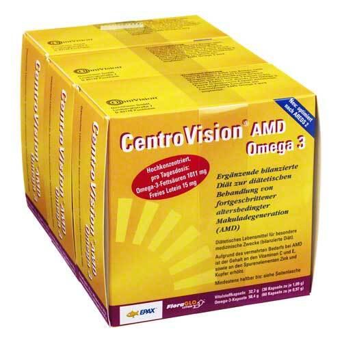 Centrovision AMD Omega 3 Kapseln - 1
