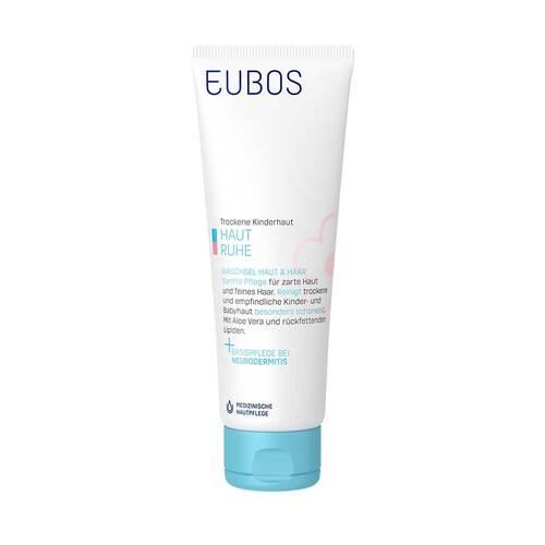 Eubos Kinder Haut Ruhe Waschgel - 2