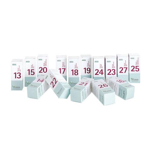 Haus / Reiseapotheke 13 - 27 Tabletten - 2