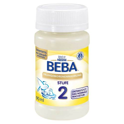 Nestle Beba Frühgeborenen Nahrung Stufe 2 - 2