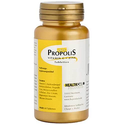 Propolis Vitamin C + Zink Tabletten - 1