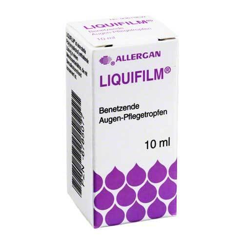 Liquifilm Benetzende Augen Pflegetropfen - 1