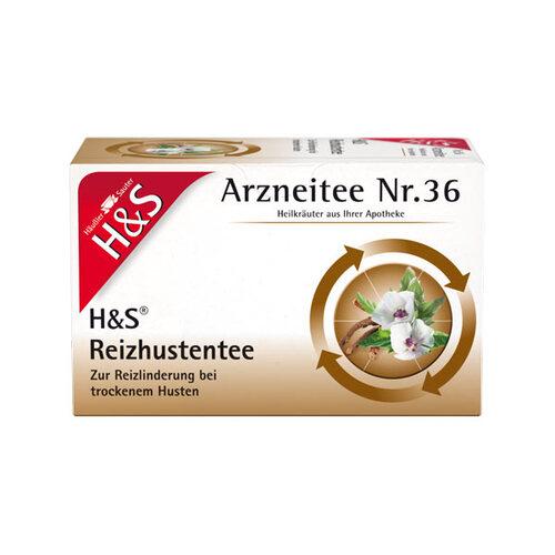 H&S Reizhustentee Filterbeutel - 1