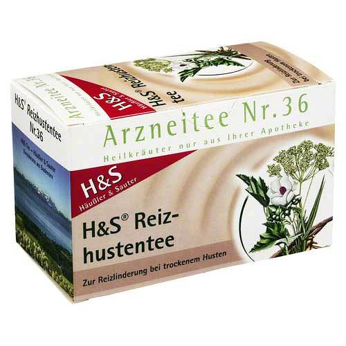 H&S Reizhustentee Filterbeutel - 2