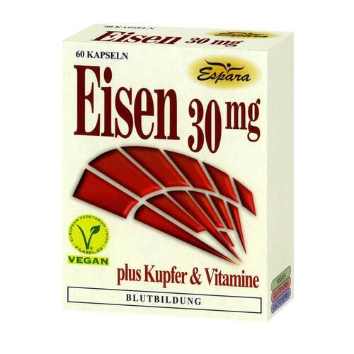 Eisen Kapseln - 1