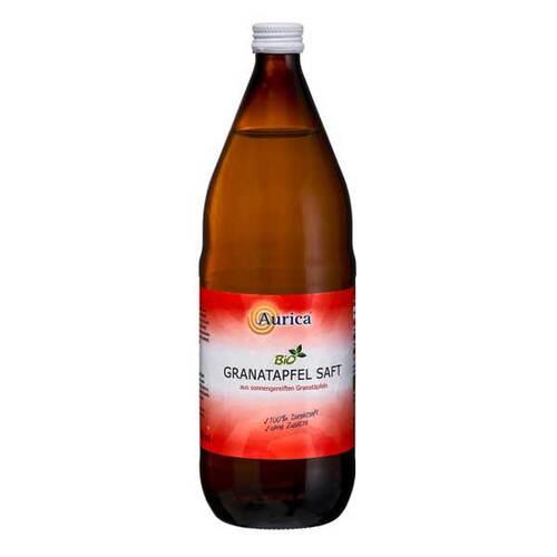Granatapfel 100% Direktsaft Bio - 1