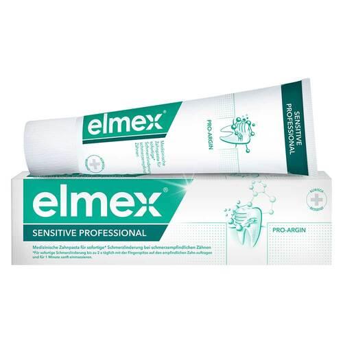 Elmex Sensitive Professional Zahnpasta - 1