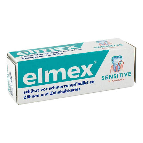 Elmex Sensitive Professional Zahnpasta - 1