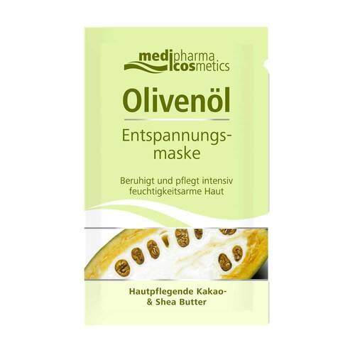 Olivenöl Entspannungsmaske - 1