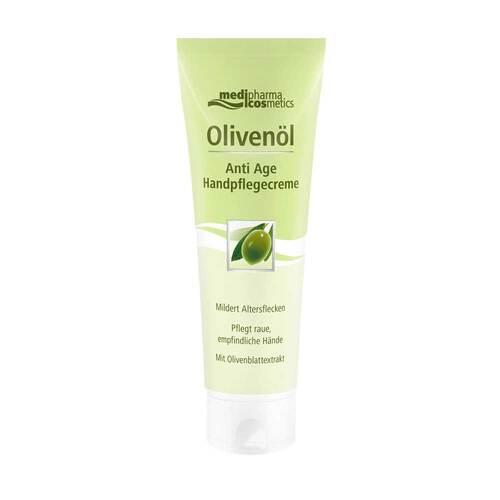 Olivenöl Anti-Falten Handpflegecreme - 1