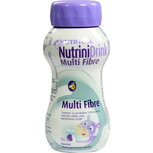Nutrini Drink Multi Fibre Neutral - 1
