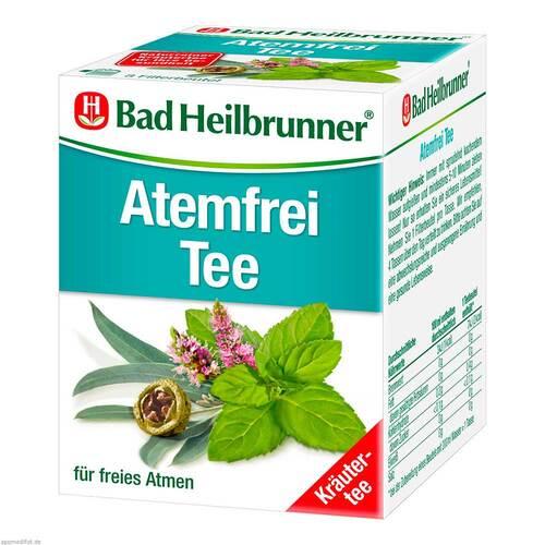 Bad Heilbrunner Tee Atemfrei Filterbeutel - 1