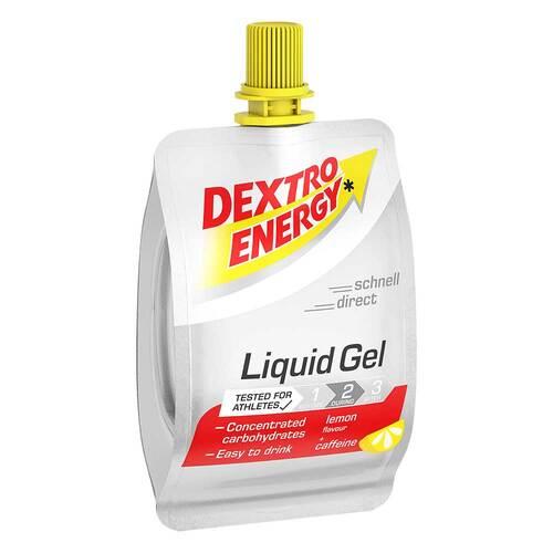 Dextro Energy Sports Nutrition Liquid Gel Lemon + Caffeine - 1