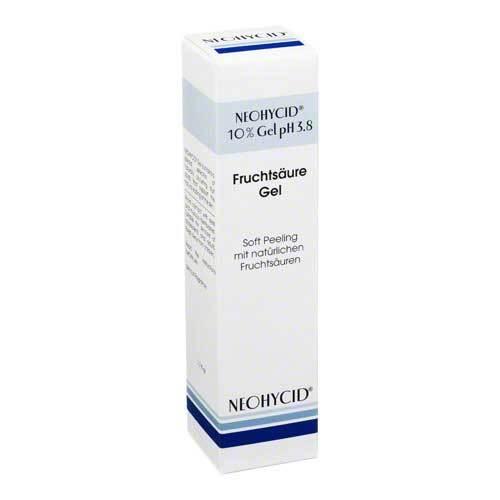 Neo Hycid 10% Fruchtsäure Gel - 1