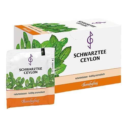 Schwarztee Ceylon Mischung Filterbeutel - 1