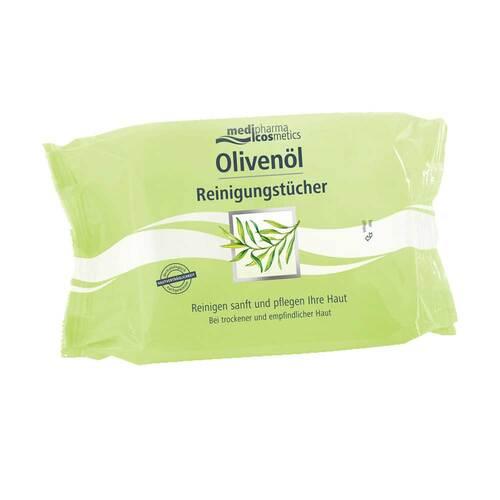 Olivenöl Reinigungstücher - 1