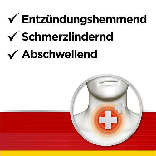 Dobendan Direkt Flurbiprofen 8,75 mg Lutschtabletten - 2