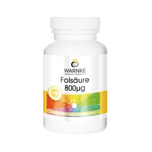 Folsäure 800 Microgramm Tabletten - 1